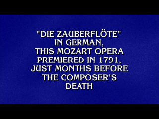 Jeopardy! July 30, 2021
