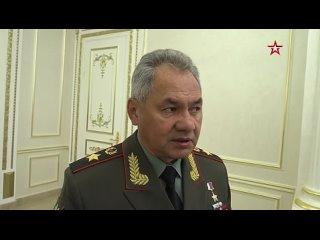 Шойгу заявил, что Россия защитит Таджикистан в случае угрозы безопасности этой страны