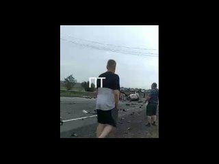Происшествия Тольятти (ЧП, ДТП) kullanıcısından video