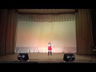 Годунова Дарья «Aretha Franklin – Think»   МБУДО «Детская музыкальная школа №4 им. Л.И. Войнова»