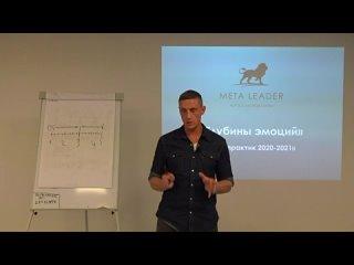 Глубины познания себя, управление эмоциями Кирилл Прищенко