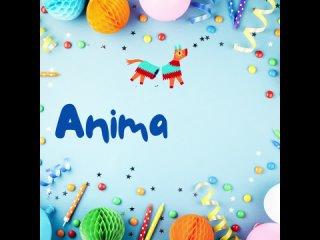 Детский праздник | Аниматоры Перми от AnimaPerm kullanıcısından video