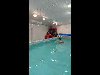 Видео от Детский бассейн Аква-центр Пермь