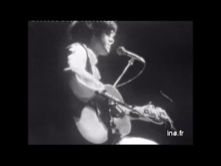 Donovan and Blood Sweat & Tears on French RnR TV show POP2 from NOV. 21, 1970