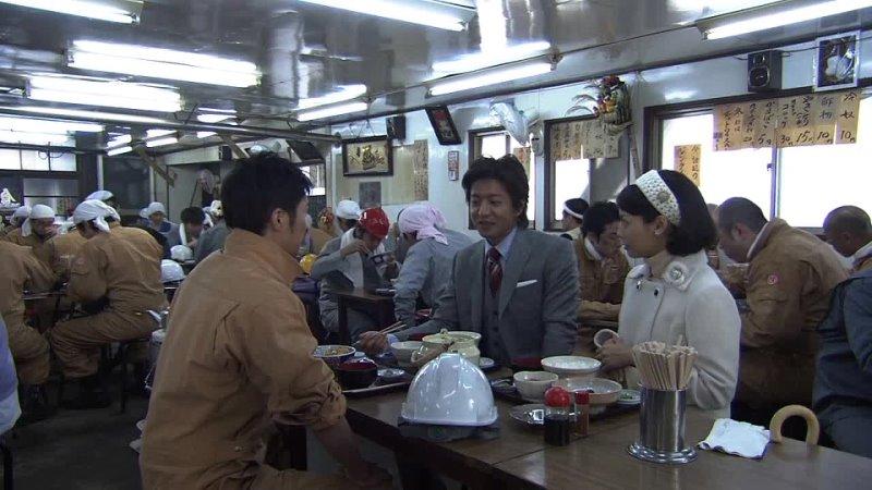 История клана Мампё 2 10 ОТРЫВОК Япония 2021 озвучка STEPonee