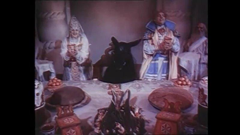 80 лет назад состоялась премьера полнометражного цветного художественного фильма сказки Конёк Горбунок