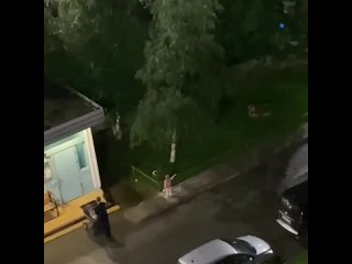 """Он меня избил"" в Нижневартовске"