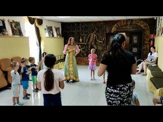 Видео от Староминския-Театра-Кукола Сказки