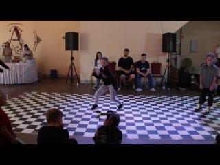 UNF 23/05/21 | HIP-HOP дети 7-9 лет 1/8 финала | Валеева Айна, Якушечкина Василиса