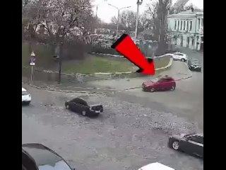 Две автомобилистки устроили сразу два ДТП меньше чем за минуту