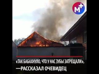В частный дом ударила молния. Здунов провел рабочую встречу. Новый тур-маршрут. Новости Мордовии