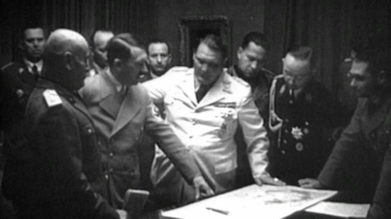 Мрачное обаяние Адольфа Гитлера 2 серия из 3 2012 HD 1080