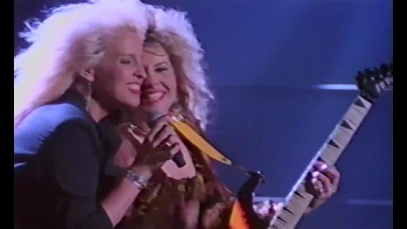 Vixen How Much Love 1990