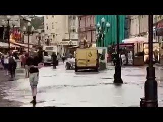 Шариатские патрули в Москве! Чеченский ЧОП учит как жить