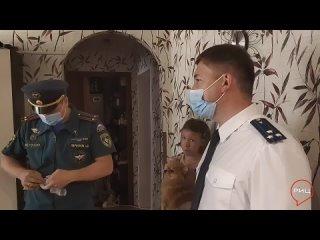 Визит прокурора Хамида Костоева
