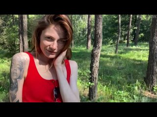 Анал и сквирт русской красотки в лесу MBmwist  [порно, хентай, секс, трахает, русское, инцест, домашнее]