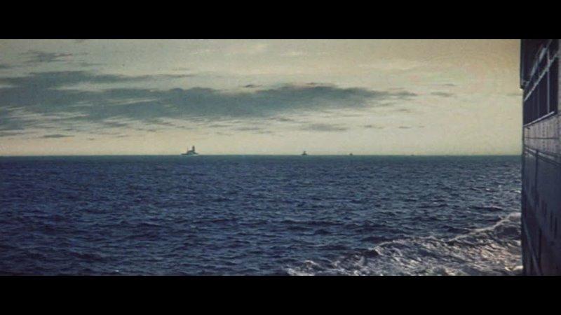 БУРЯ В ТИХОМ ОКЕАНЕ 1960 военный история драма Сюэ Мацубаяси Хьюго Гримальди 1080p