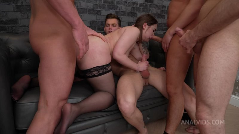 Legal Porno Anal Vids Double Anal Breaking With Cutie Mia Piper Gang Bang, DAP, 0 pussy ( NRX107) Gonzo