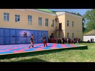 На открытие фестиваля боевых искусств в Пензу приехал «Человек планеты»