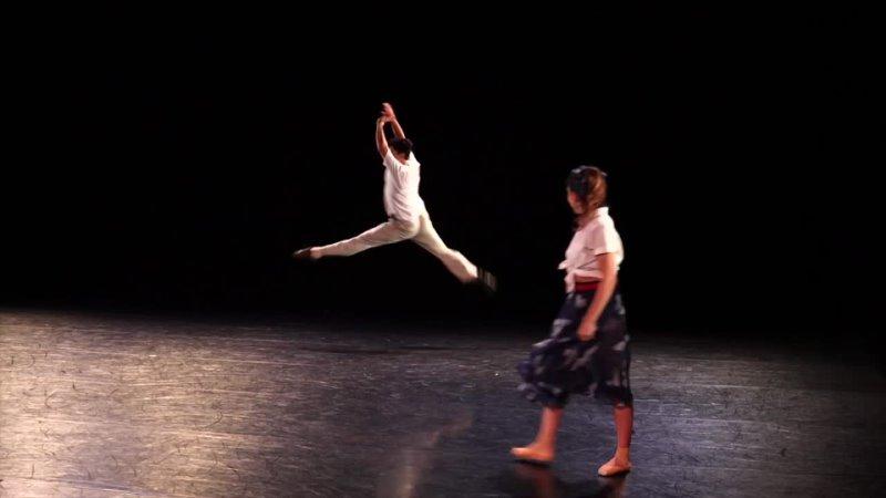 The Acquisition choreography by Duncan Lyle Luciana Paris Jonatan Lujan and Javier Rivet