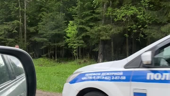 Страшная авария произошла на 87-й километре автодороги Р-21 Кола (Мурманске шоссе) между деревнями Д...
