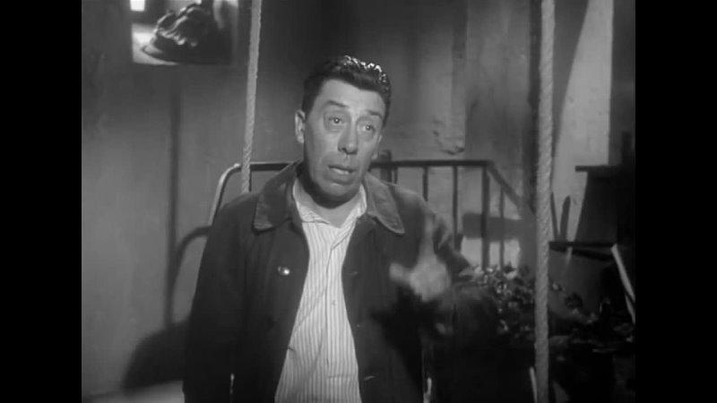 Безработный из Клошмерля Le chômeur de Clochemerle 1957 режиссер Жан Буайе Без перевода