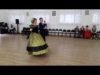Марш Фатиница мастер класс Владимира Левченко в Резиденции Танца Юность 25 апреля 2021 года