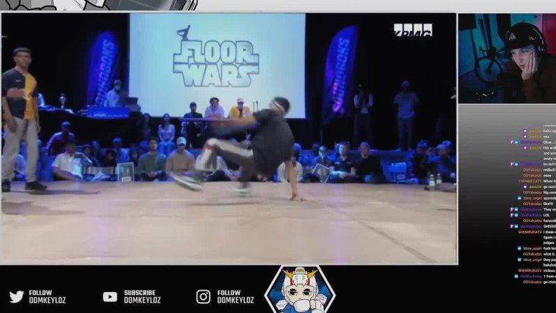 DJ KidCut Dj Jan Kit Shaman Dance Navi Crew vs Last Alive