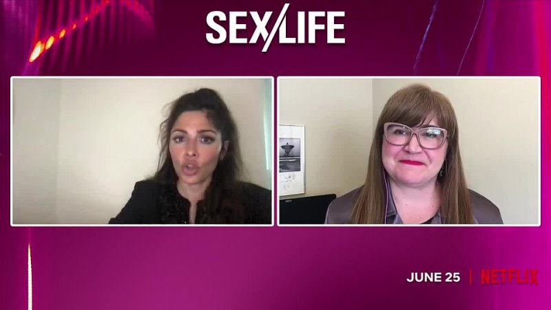 Jana On Camera SEX LIFE Interview with Sarah Shahi how the cast handled the sex scenes on set 2021