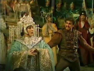TURANDOT- Dimitrova- Domingo- Ricciarelli- Maazel- Teatro alla Scala ,