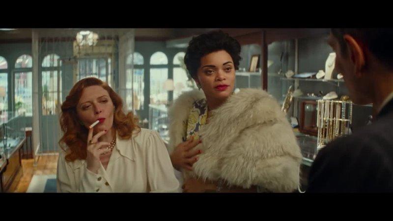 Соединённые Штаты против Билли Холидей The United States vs Billie Holiday дуб трейлер в онлайн кинотеатрах 22 июля 2021