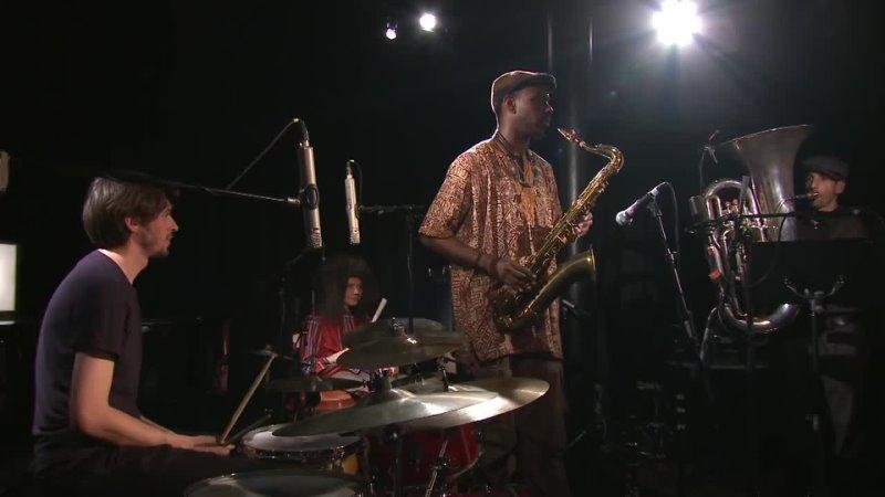 01 Sons of Kemet Inner Babylon Live at The Vortex Jazz Club