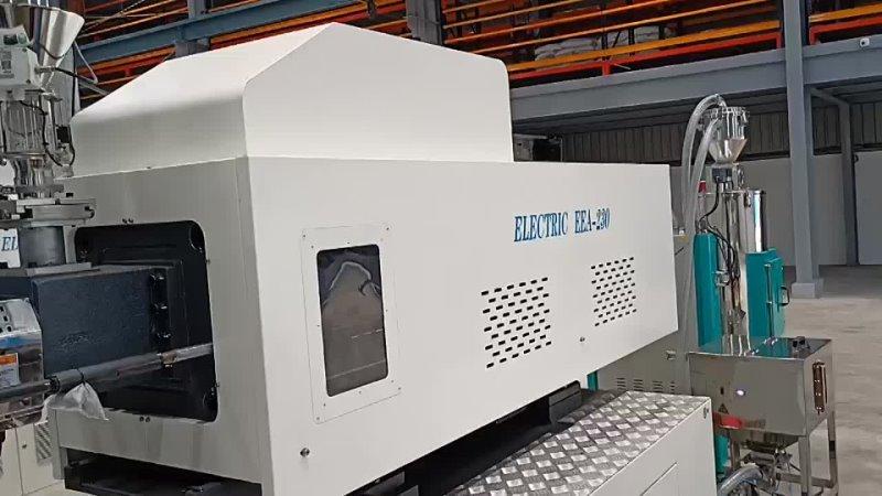 Видео от TOPSTAR Ltd оборудование для литья полимеров
