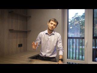 Обзор 1к квартиры в ЖК Сосновый Бор