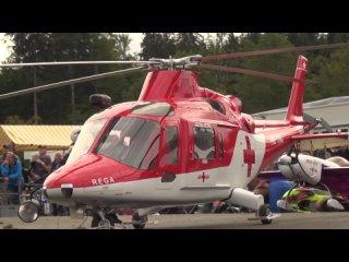 Радиомодели Вертолет AGUSTA AW139