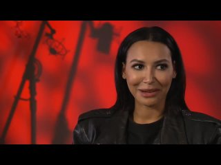 "A sneak peek featuring Naya Rivera for  ""Batman: The Long Halloween"""