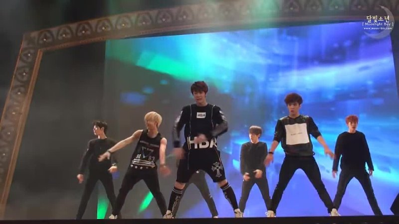 ASTRO VoodooDoll Vixx BoyInLuv BTS Lotte World Rising Star Showcase Predebut Iteen