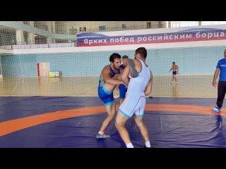 Контрольные схватки Сергея Козырева перед Олимпиадой