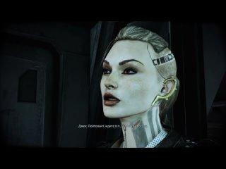Лейтенант,идите в ...полётный отсек | Mass Effect 3 - Legendary Edition 2021 (moments)