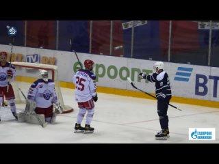 Голы в матче «Юность» - «Динамо Санкт-Петербург»