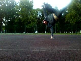 <БРЭЙК ВОЛНА>Тренировка  Street BreaKing
