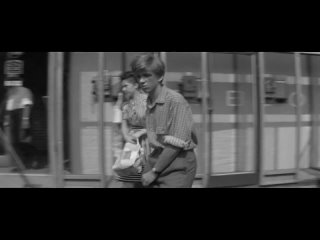 """""""Я ШАГАЮ ПО МОСКВЕ"""" 1963г. реж. Георгий Данелия."""