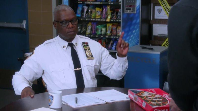Бруклин 9 9 Brooklyn Nine Nine Промо 8 го сезона