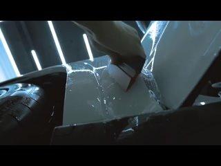 Полиуретановая пленка для Mercedes-Benz GLE💥