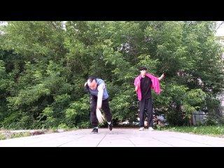 Kirov Street Dancers - Хип-хоп от Дэна ЧАСТЬ 3 15-06-2021