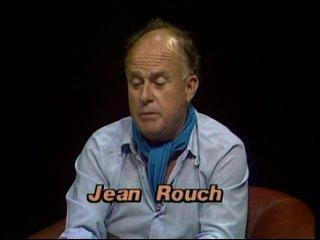 Screening Room with Jean Rouch (1980) dir. Robert Gardner