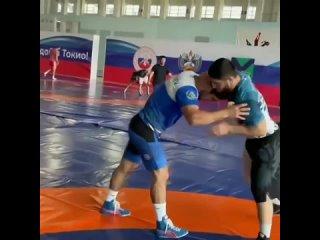 Сборная России продолжает подготовку к Олимпийским играм в Токио ⬆️