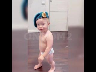 Сын Черкасова за ВДВ