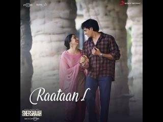 Raataan Lambiyan - Shershaah   Kiara Advani, Sidharth Malhotra   Amazon Prime Video