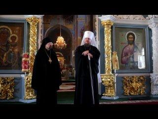 Слово митрополита Ферапонта в день памяти равноапостольных  Мефодия и Кирилла
